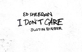 Ed Sheeran & Justin Bieber- I Don't Care
